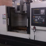 High-frequency pulse waveforms of power grids of CNC machine tools