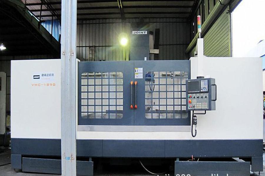 The end milling cutter of the CNC milling machine of Shenyang Machine Tool Works